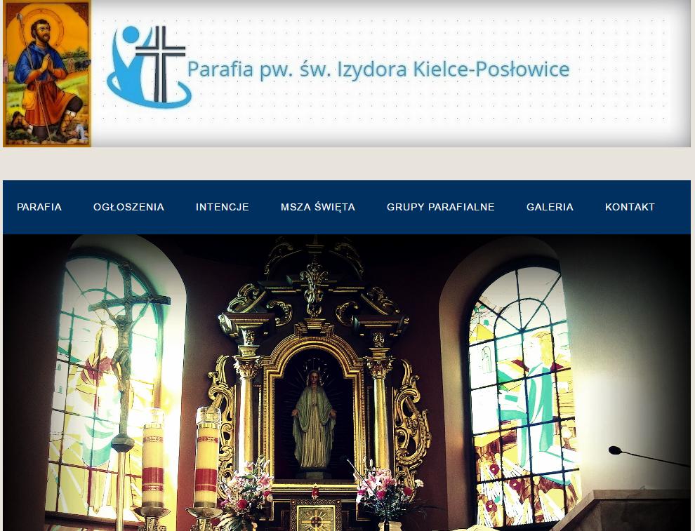 Parafia pw. Świętego Izydora