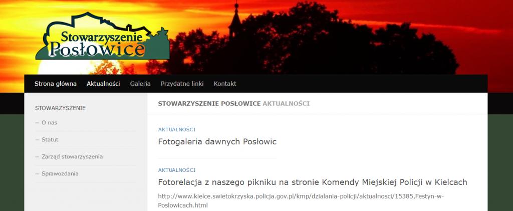 Stowarzyszenie Posłowice